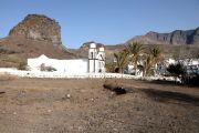 Kleine Kirche in Agaete