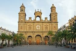 Kathedrale in Las Palmas