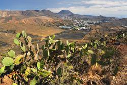 Schöne Landschaft auf Lanzarote