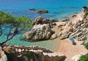 Idyllische Bucht an der Costa Brava