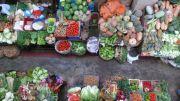 Toller Markt in Denpasar