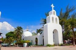 Kirche in Mexiko