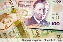 Euro in Uruguayische Pesos tauschen
