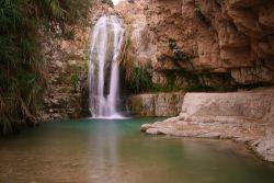 Schöner Wasserfall im Nationalpark