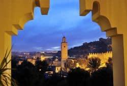 Marokko bei Nacht