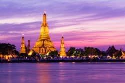 Beeindruckender Tempel in Thailand