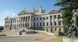 Gerichtsgebäude in Montevideo