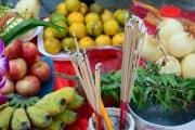 Vegetarisches Festival