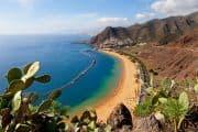 Playa las Teresitas auf Teneriffa