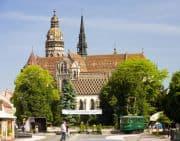 Košice in der Slowakei