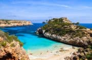 Kleine Bucht auf Mallorca