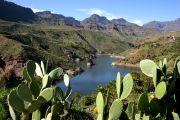 Tolle Landschaft auf Gran Canaria