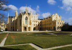Hübsches Schloss in Tschechien