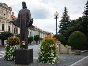 Jesus Christus Statue in Presov