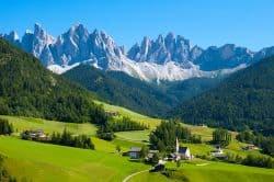 Schweizer Naturlandschaft