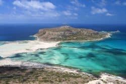 Kleine griechische Insel