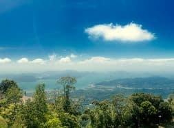 Landschaft von Malaysia