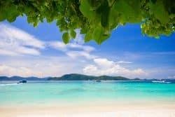 Traumstrand auf Phuket