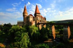Kleines Schloss in Rumänien