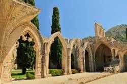 Alte Ruinen auf Zypern