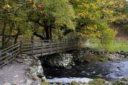 Kleine Brücke in Großbritannien