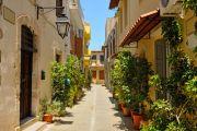 Kleine Gasse in Rethymnon