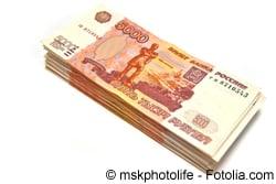 Rubel in Euro wechseln
