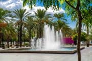 Springbrunnen in San Antonio