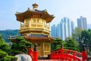 Shaolin Tempel in China