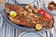 Leckeres Fischgericht