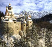 Dracula-Schloss in Transsilvanien