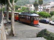Kleine Eisenbahn in Soller