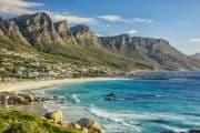 Toller Strand in Kapstadt