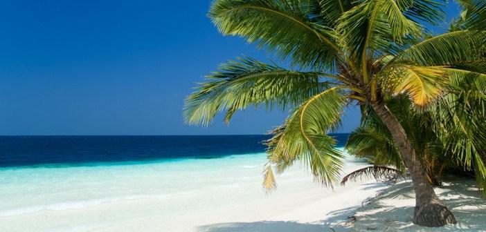 Paradies Strand