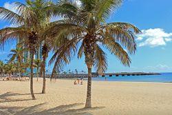 Toller Strand auf Lanzarote