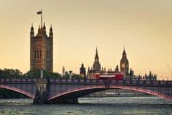 Urlaub in Großbritannien