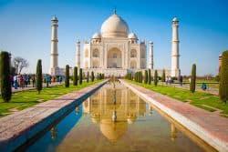 Taj Mahal in Indien