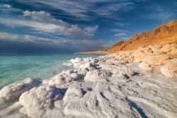 Beeindruckende Landschaft in Israel