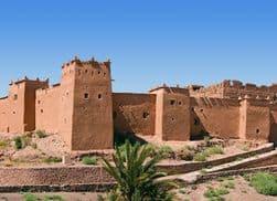 Alte Festung in Marokko