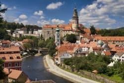 Burgen in Tschechien