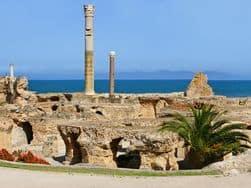 Küste in Tunesien
