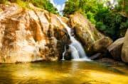 Wasserfall Hin Lad