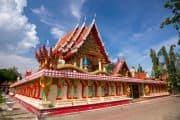 Tempel in Wat Pranang Sang