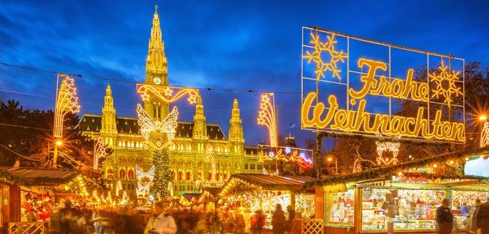 Die 10 schönsten Weihnachtsmärkte Europas
