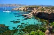 Wunderschöne Bucht in Malta