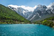 Fantastische Landschaft von Yunnan