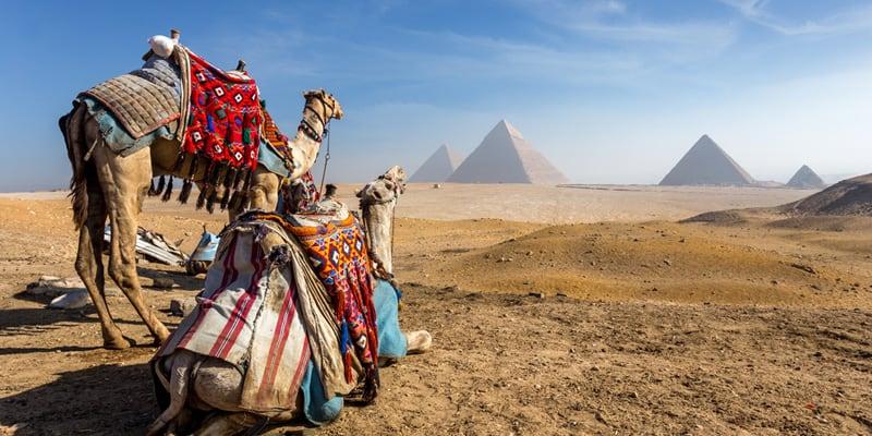 Ägypten im März