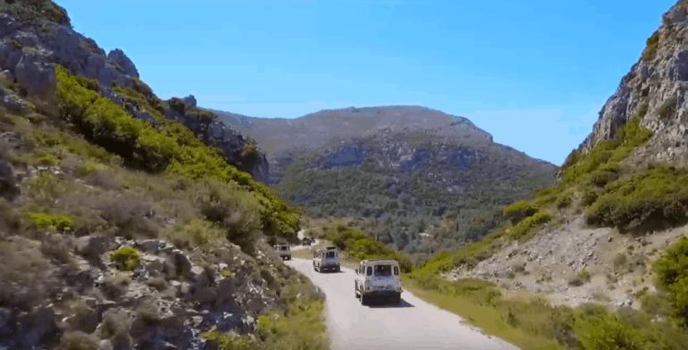 Aktivitäten auf Kreta