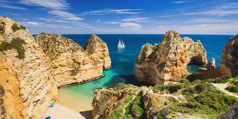 Algarve im Mai