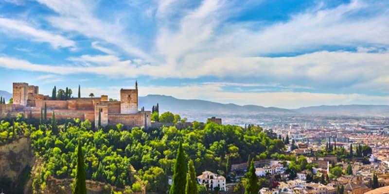 Marokko und Andalusien